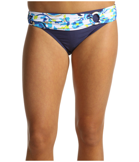 Costume de baie Tommy Hilfiger - Island Hopping Banded Pant - Navy