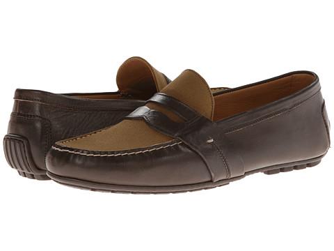 Pantofi Ralph Lauren Collection - Hayward - Olive/Olive