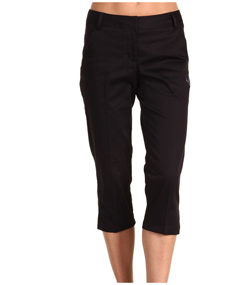 Pantaloni PUMA - Golf Sateen Capris - Black