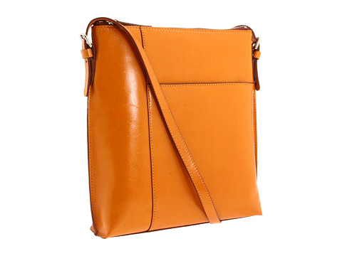 Genti de mana Hobo - Alessa - Amber Venice Leather