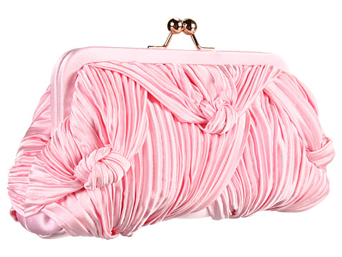 Posete Franchi Handbags - Courtney Frame - Pale Pink