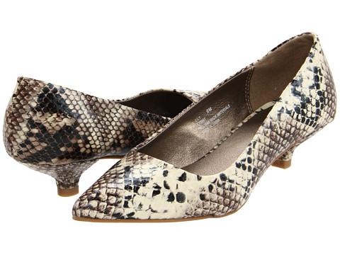 Pantofi MIA - Lily - Natural Multi Snake