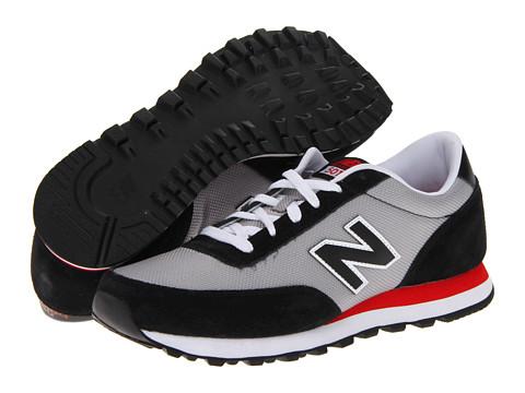 Adidasi New Balance - ML501 - Black/Grey/Suede/Textile