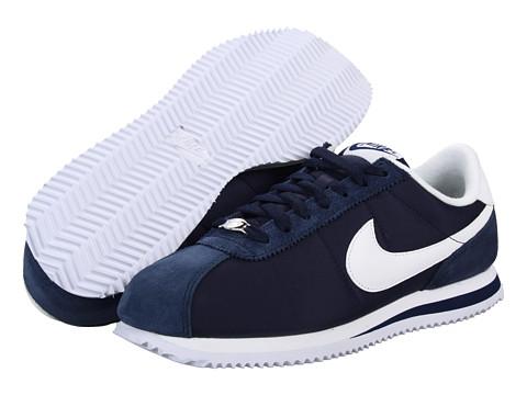 Adidasi Nike - Classic Cortez Nylon - Navy/White
