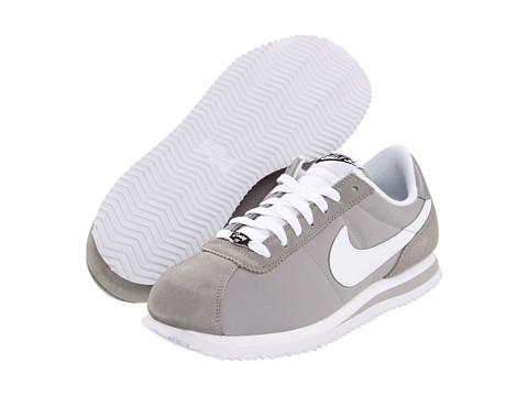 Adidasi Nike - Classic Cortez Nylon - Metallic Silver/Black/White