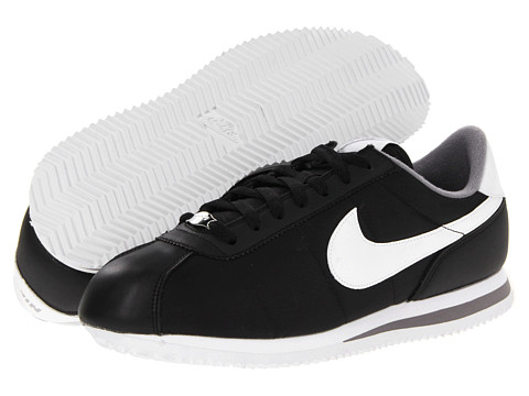 Adidasi Nike - Classic Cortez Nylon - Black/Charcoal/White