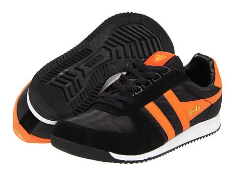 Adidasi Gola - Firefly - Black/Orange/White