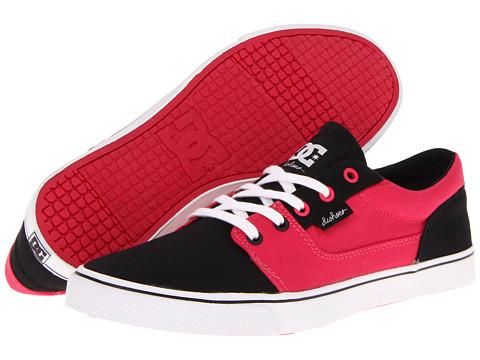 Adidasi DC - Bristol Canvas W - Black/Pink