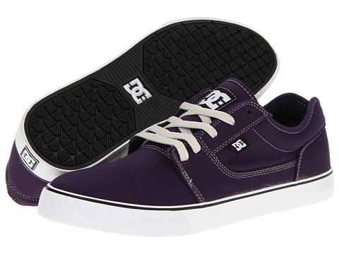 Adidasi DC - Bristol TX - Dark Purple/White