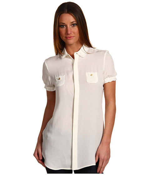 Tricouri DSQUARED2 - Twiggy Box Shirt - Off White