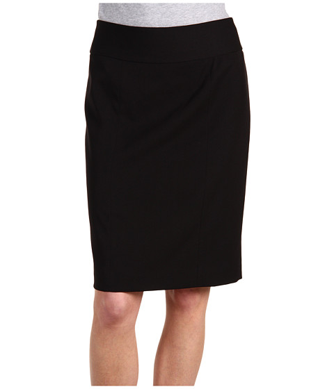 Fuste Anne Klein - Classic Suit Skirt - AK Black