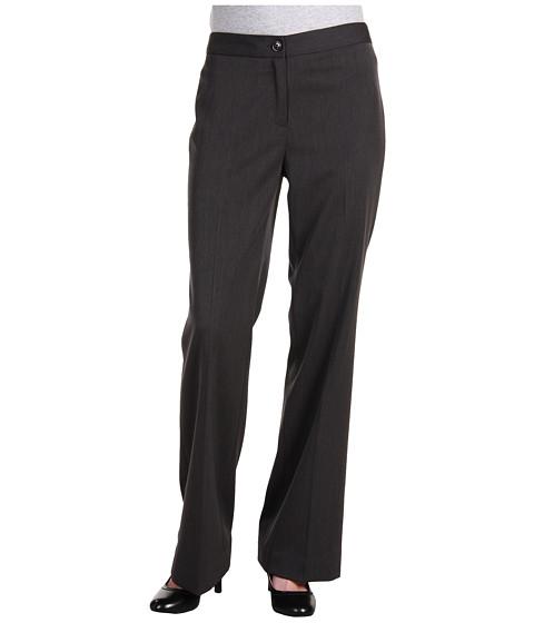Pantaloni Anne Klein - Classic Suit Pant - Charcoal