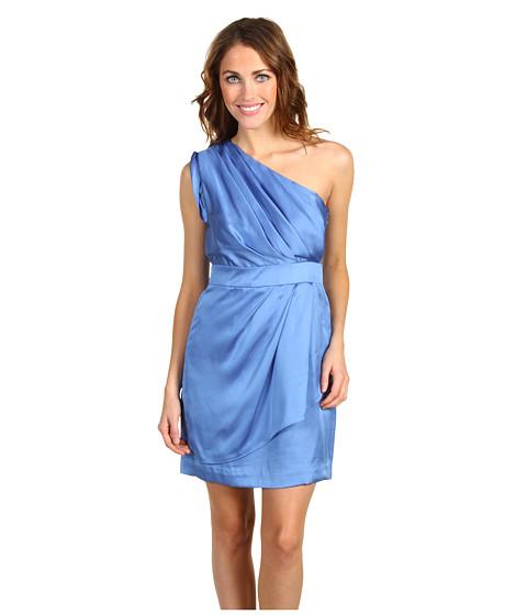 Rochii BCBGeneration - Draped One Shoulder Dress - Rain