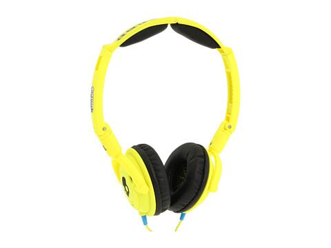 Electronice Skullcandy - Lowrider Mic\\\'d (2010) - Shoe Yellow