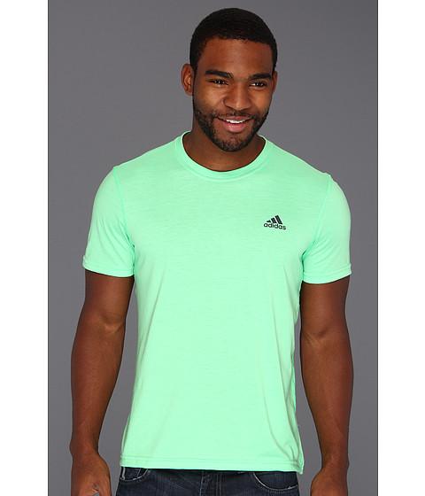 Tricouri adidas - CLIMA Ultimate Tee - Green Zest/Dark Shale