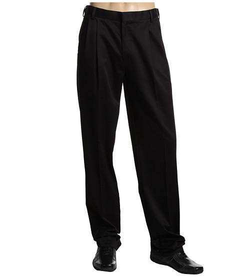 Pantaloni Dockers - Big & Tall Signature Khaki D3 Classic Fit Pleated - Black
