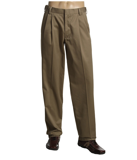 Pantaloni Dockers - Big & Tall Signature Khaki D3 Classic Fit Pleated - Dark Khaki