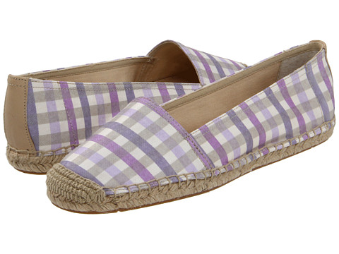 Balerini Franco Sarto - Whip - Purple Plaid
