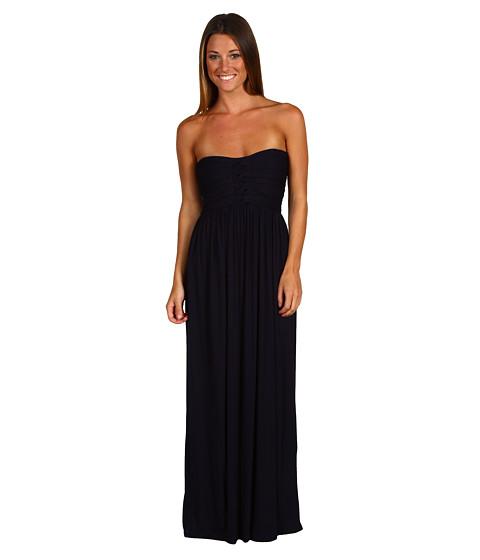 Rochii Type Z - Liliana Maxi Dress - Navy