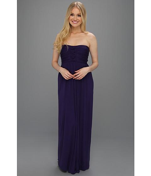 Rochii Type Z - Liliana Maxi Dress - Dark Purple
