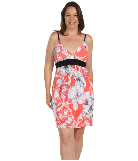 Rochii Christin Michaels - Vivienne - Plus - Coral