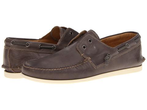 Pantofi John Varvatos - Schooner Boat - Lead