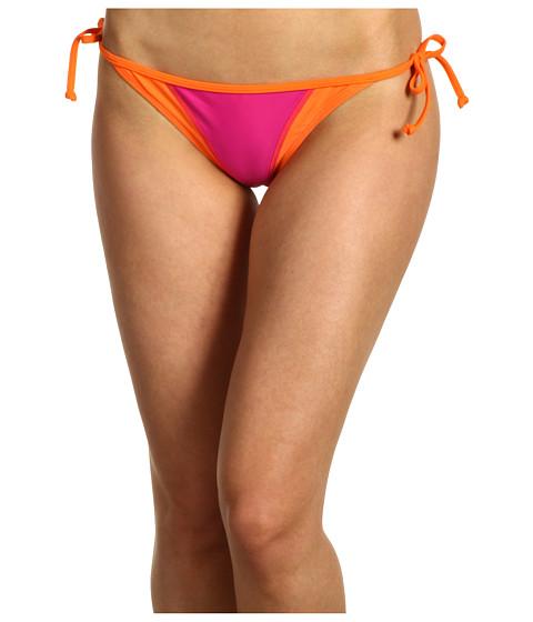 Special Vara Body Glove - Time Warp Tie Side Bikini Bottom - Wild Berry
