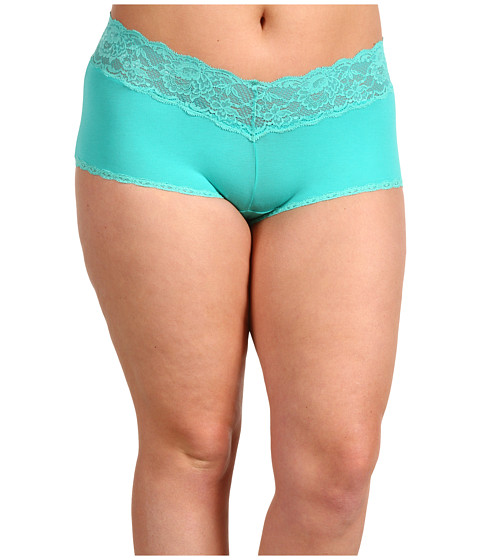 Lenjerie Cosabella - Extended Size Never Say Never Cheekie Hotpant - Bahia