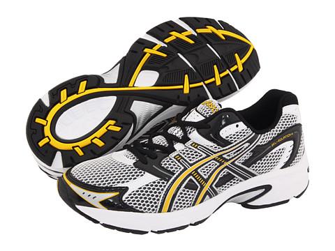 Adidasi ASICS - Gel-Equationî 4 - White/Black/Cyber Yellow