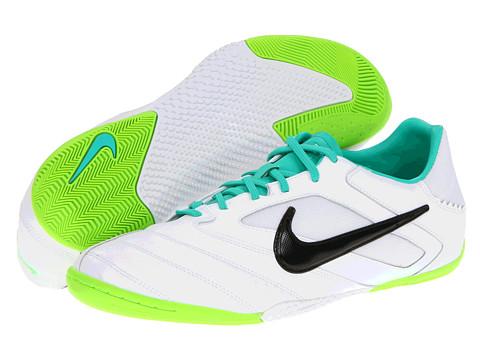 Adidasi Nike - Nike5 Elastico Pro - White/Atomic Teal/Electric Green/Black