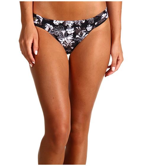 Costume de baie Lole - Rio Bikini Bottom - Black Peony