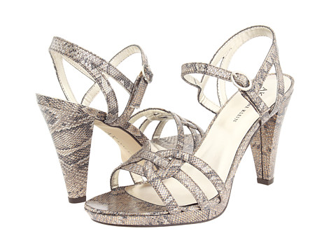 Sandale Anne Klein - Excort - Taupe Synthetic Patent