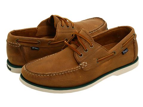 Pantofi Polo Ralph Lauren - Bienne - Tan