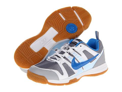 Adidasi Nike - Multicourt 10 - Wolf Grey/White/Chambray Blue/Photo Blue