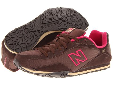 Adidasi New Balance - WL442 - Brown