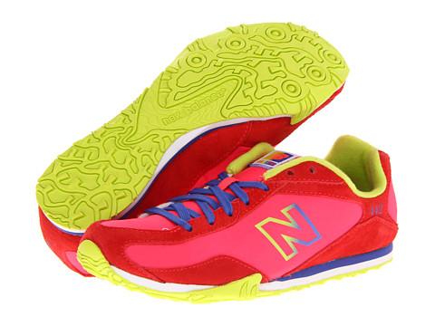Adidasi New Balance - WL442 - Hi Viz Pink