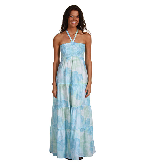 Rochii Esprit - Seashell Maxi Dress - Light Carbon