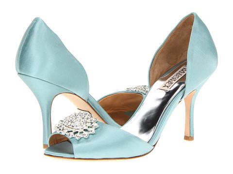 Pantofi Badgley Mischka - Lacie - Nile Blue