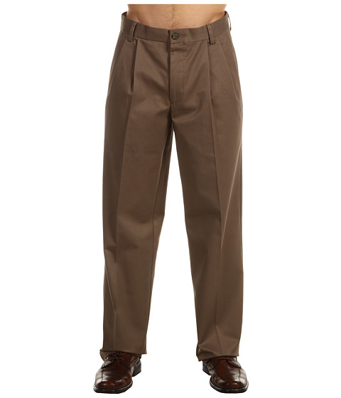 Pantaloni Dockers - Iron Free Khaki D3 Classic Fit Pleated - Willow