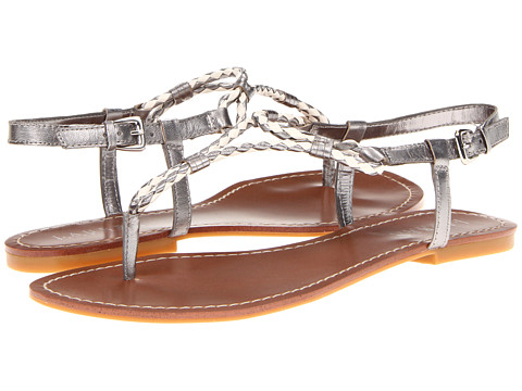 Sandale LAUREN Ralph Lauren - Alexa - New Silver/Eggshell