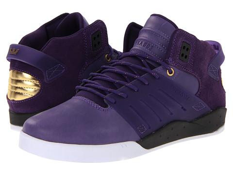 Adidasi Supra - Skytop III - Purple/Gold
