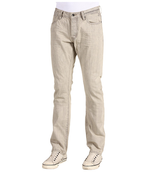 Blugi John Varvatos - Low Straight Leg Jean - Oat