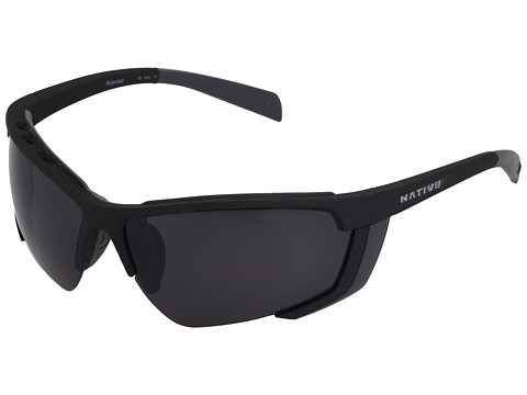 Ochelari Native Eyewear - Vim - Charcoal/Gray Polarized Lens