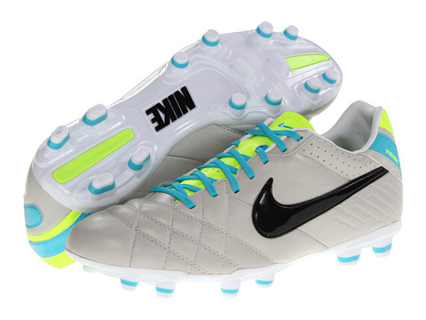 Adidasi Nike - Tiempo Mystic IV FG - Light Bone/White/Black