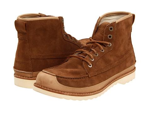 Pantofi Timberland - Abington 7 Eye - Light Brown