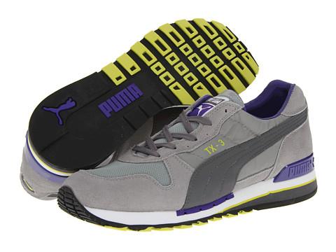 Adidasi PUMA - TX-3 - Limestone Gray/Steel Gray/Prism