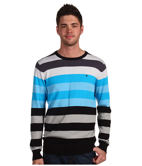 Bluze Hurley - Engine Sweater - Black