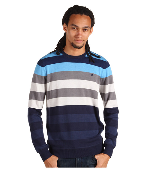 Bluze Hurley - Engine Sweater - Legacy Navy