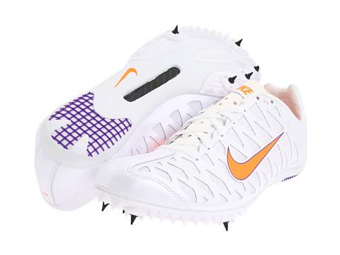 Adidasi Nike - Zoom Maxcat 3 - White/Varsity Purple/Total Orange