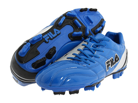 Adidasi Fila - Calcio 11 - Champion Lake Blue/Metallic Silver/Black